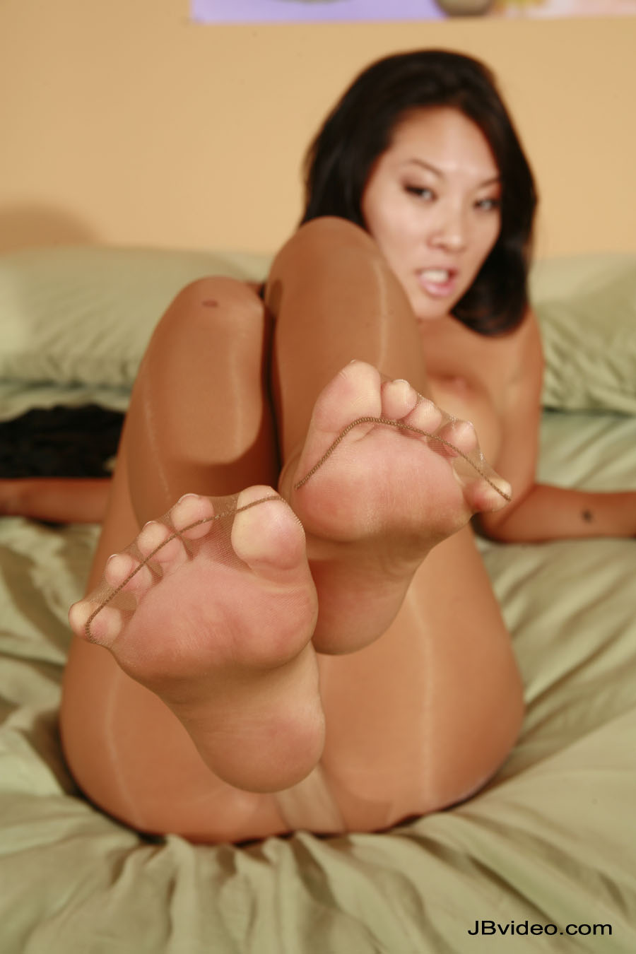 Foot fetish with asa akira and shyla stylez 2